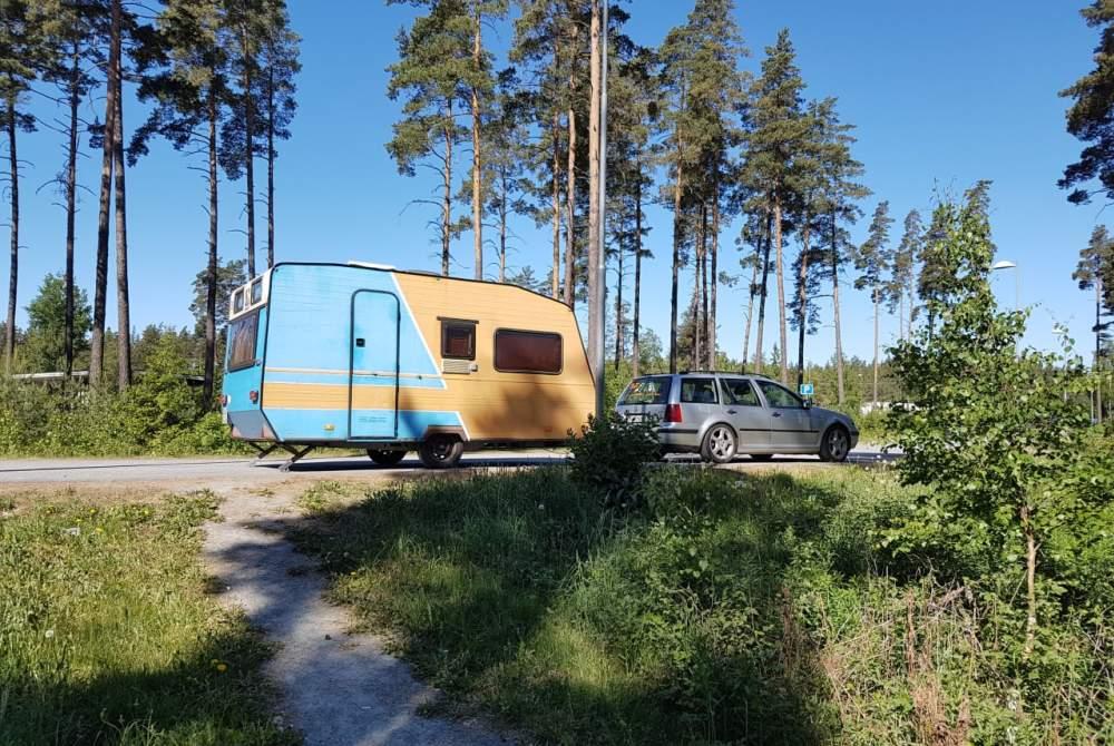 Caravan Knaus NCC-1701-D in Jünkerath huren van particulier
