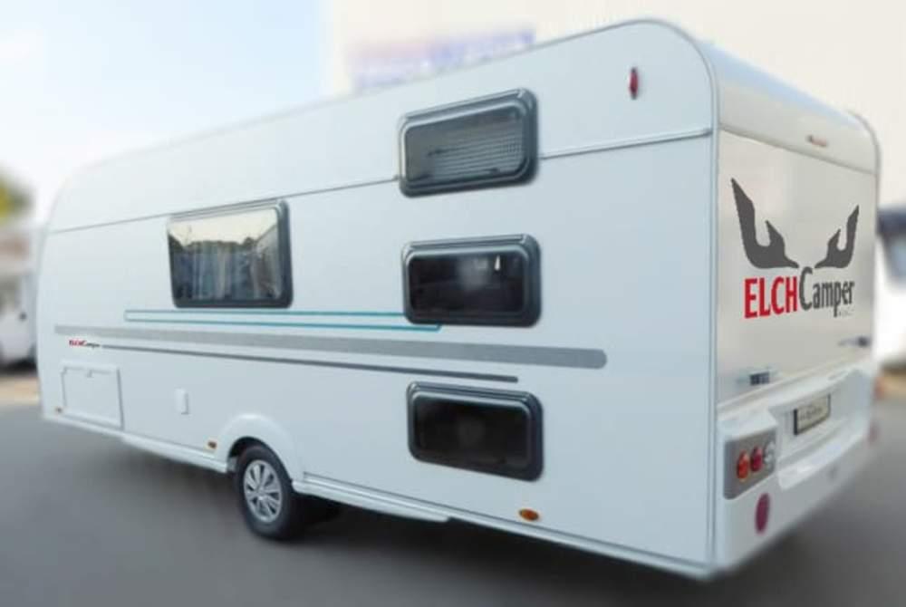 Caravan Adria Big Family in Hassendorf huren van particulier