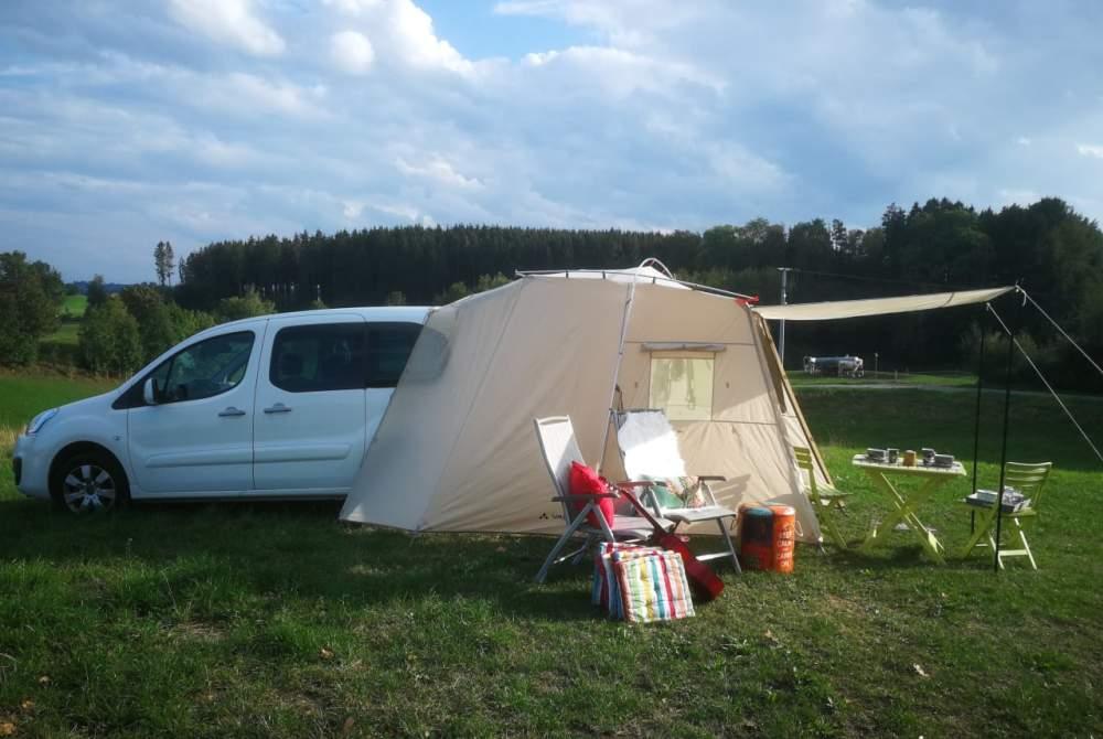 Overige Citroen Camper KARLIE in Bad Waldsee huren van particulier