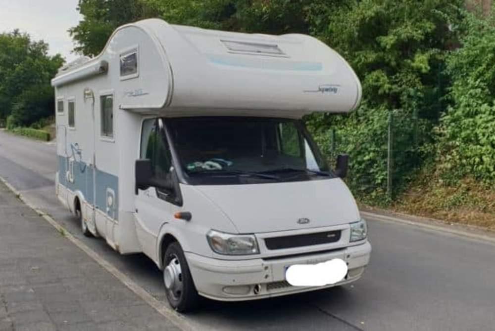 Alkoof Ford Familiencamper in Dummerstorf huren van particulier