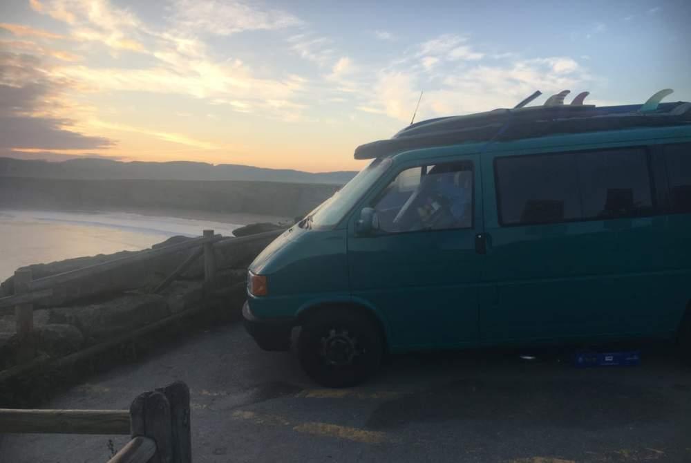 Kampeerbus Volkswagen Winni in Lisboa huren van particulier