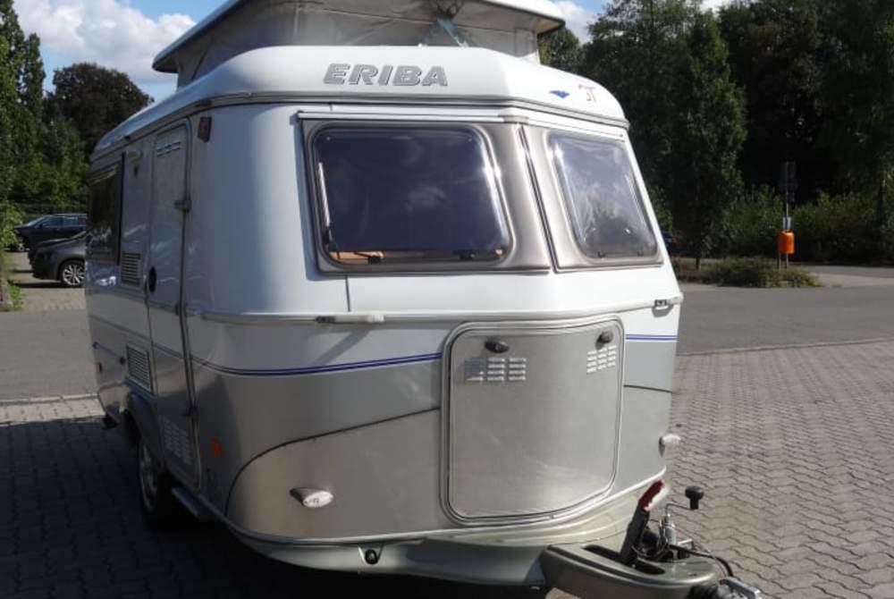 Caravan Hymer Eriba Muckelchen in Barmstedt huren van particulier