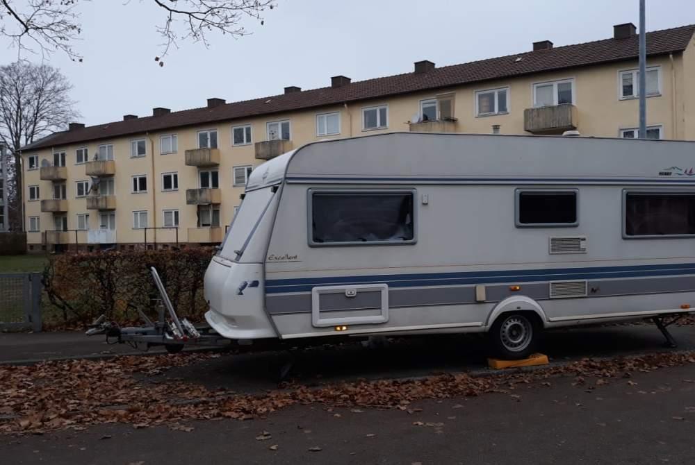 Caravan Hobby Bianco  in Freiburg im Breisgau huren van particulier