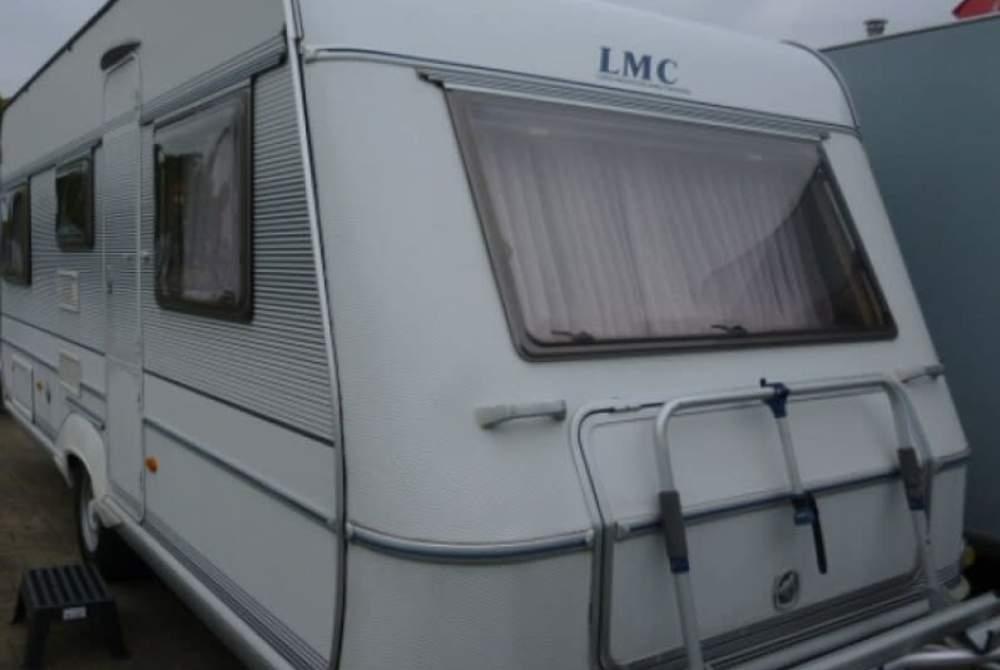 Caravan LMC  Lord Camper in Ostrhauderfehn huren van particulier