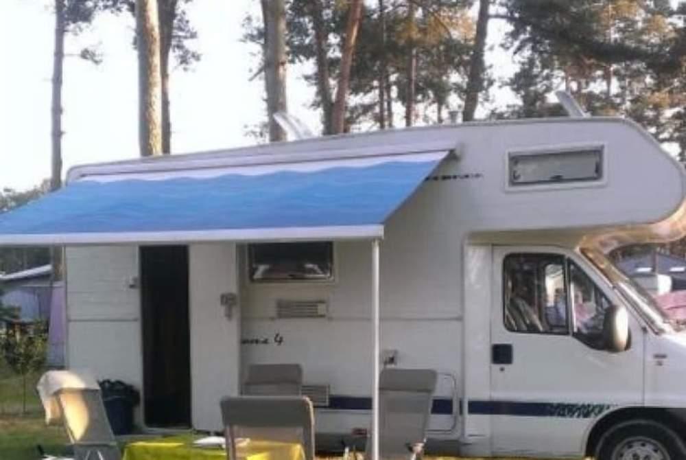 Alkoof FIAT Camper 4 in Hoorn huren van particulier