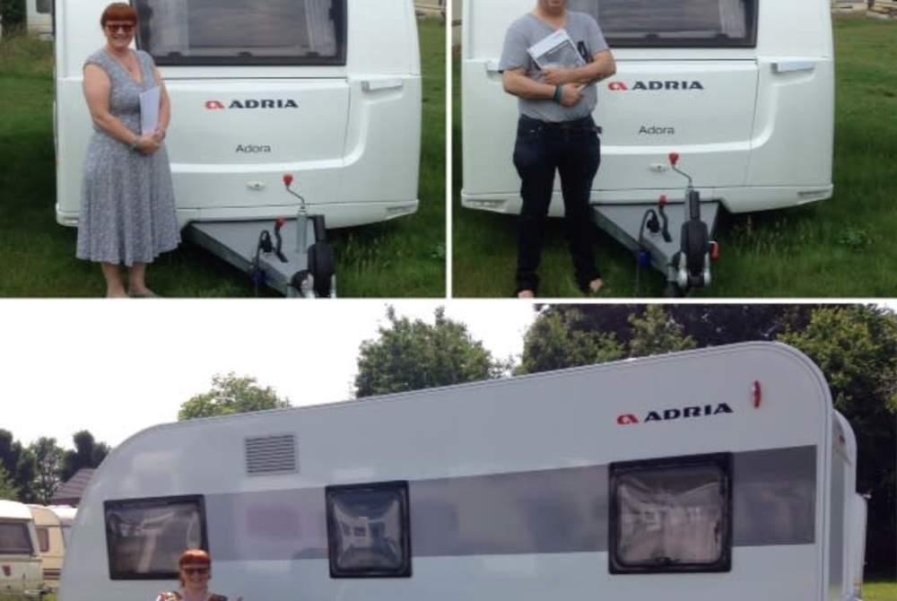 Caravan Adria Adora Caravan in Hoogeloon huren van particulier