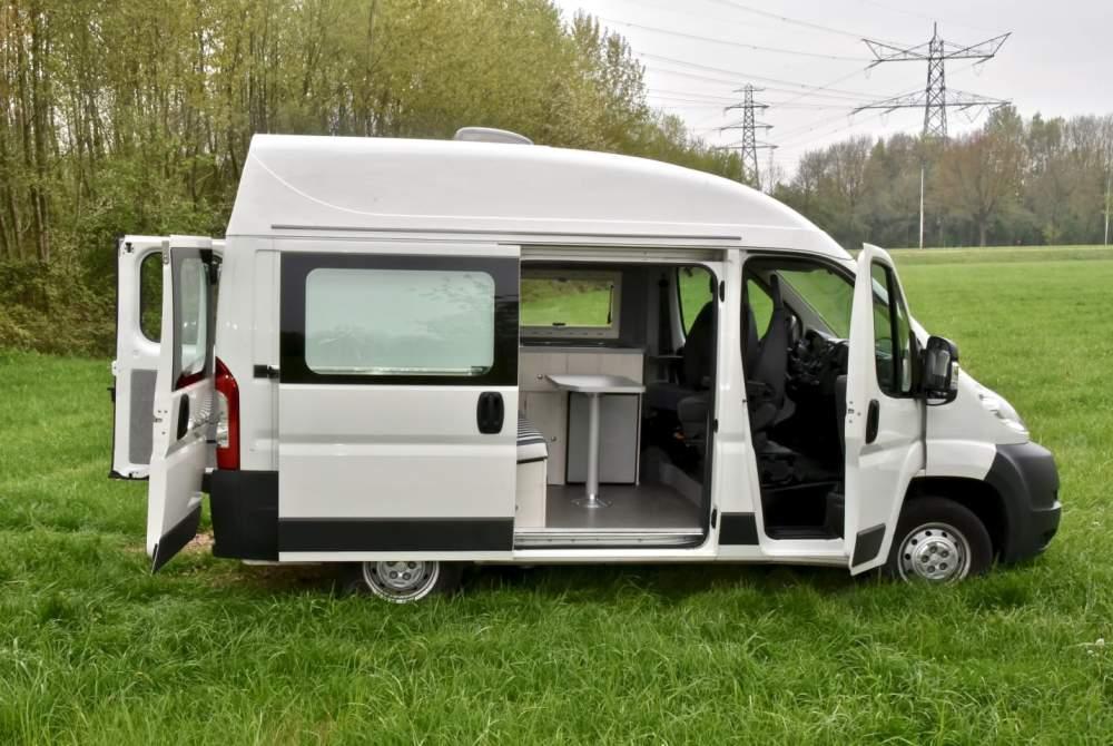 Buscamper Citroen Marcel in Hoorn huren van particulier
