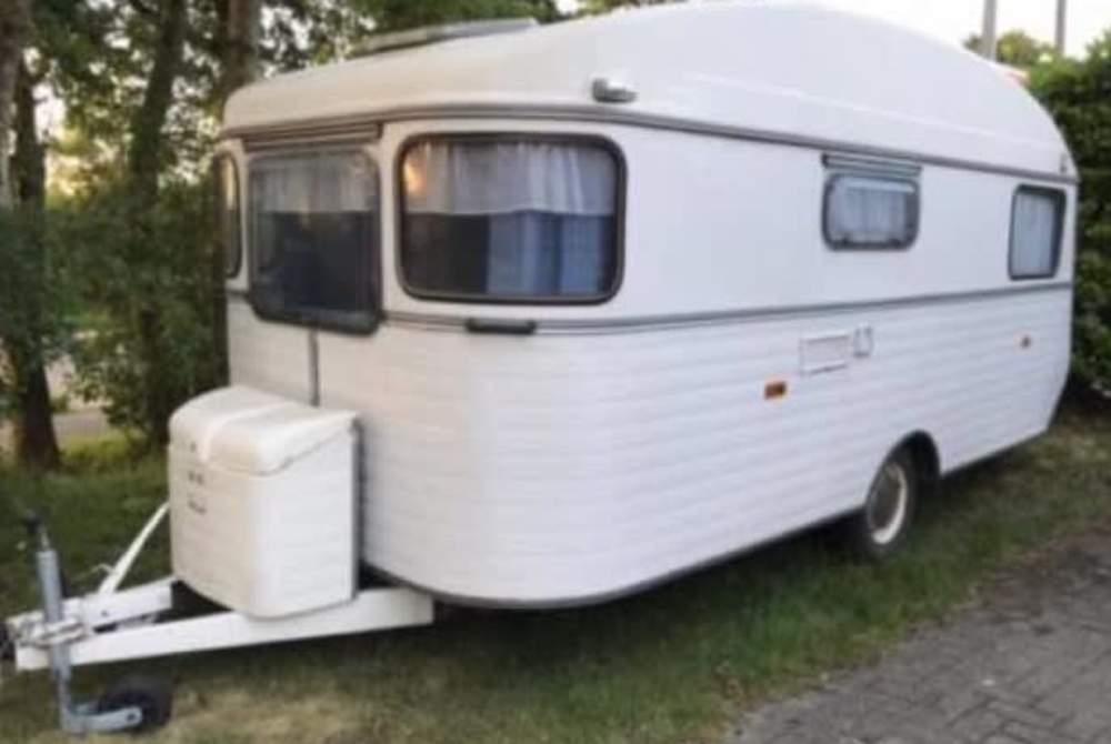Caravan Constructam Christa in Amstelveen huren van particulier