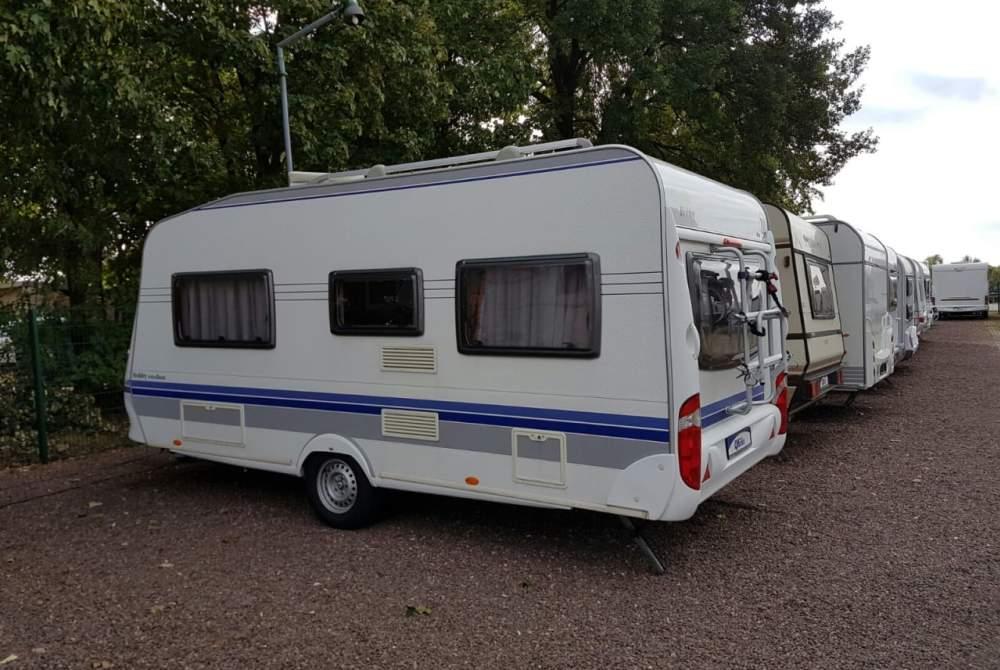 Caravan Hobby Oswald in Werder (Havel) huren van particulier