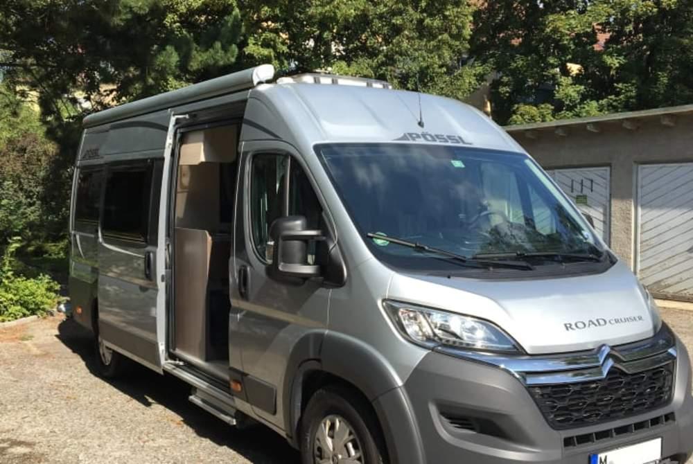 Buscamper Citroen Bruno in München huren van particulier