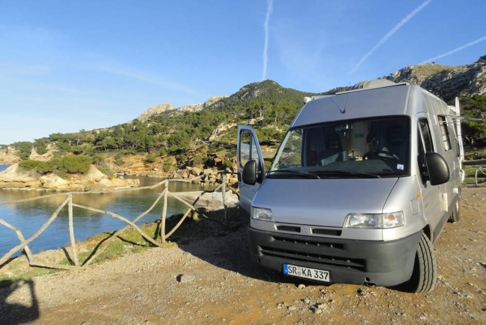 Buscamper Bavaria Camp Camper Mallorca in Palma de Mallorca huren van particulier