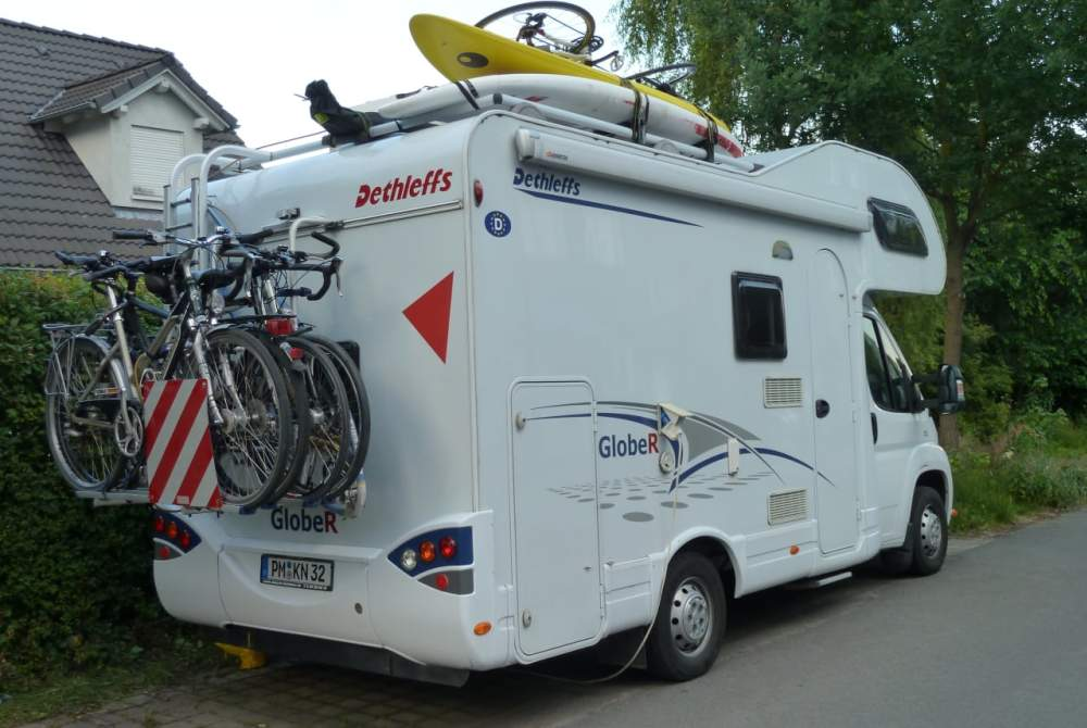 Alkoof Dethleffs Krümel Car in Teltow huren van particulier