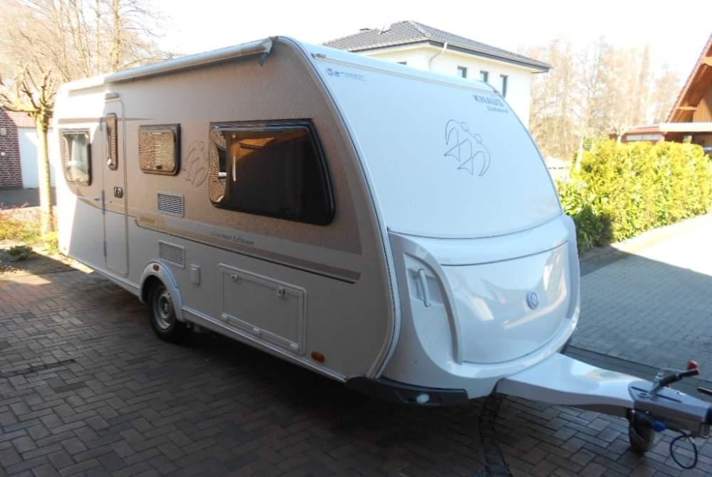 Caravan Knaus  Südwind 500 EU Limited Edition Knaus 500 EU Klima Mover TV Einzelbetten oder Großraumbett in Verl huren van particulier