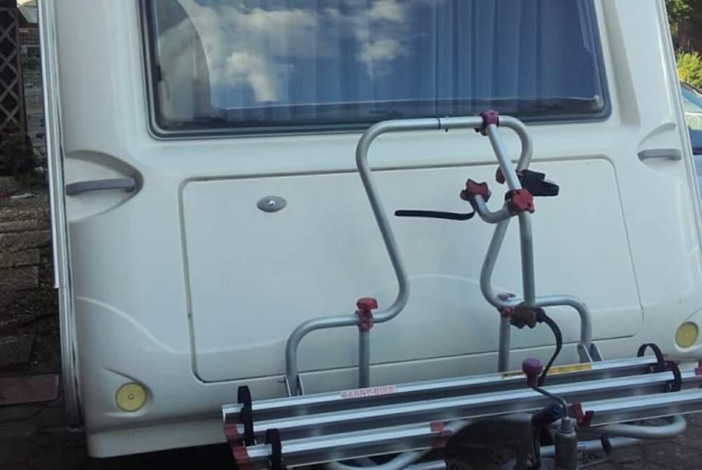 Caravan Buerstner Fun in Seevetal huren van particulier