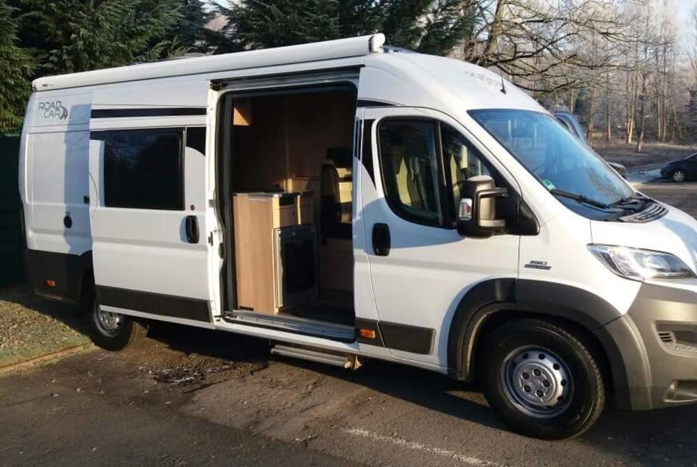 Buscamper Fiat RoadCar in Ronnenberg huren van particulier