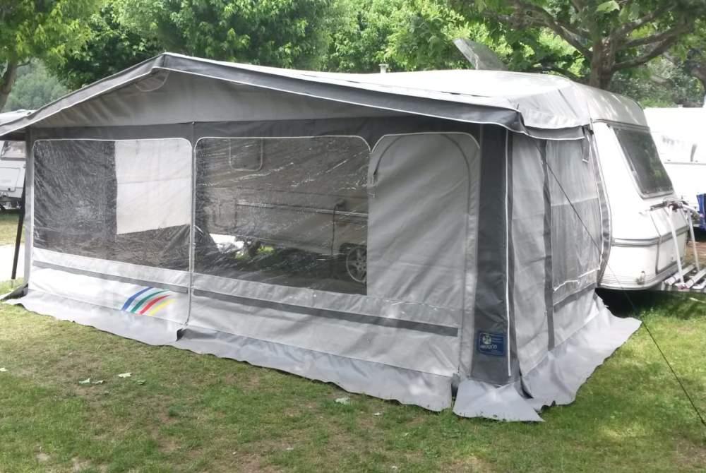 Caravan LMC Zoe's Home in Gundelfingen huren van particulier