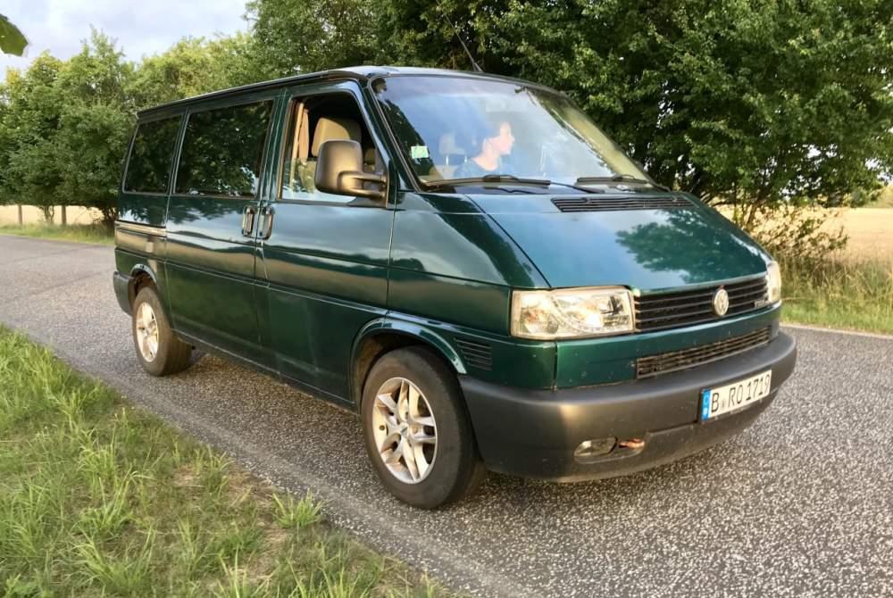 Kampeerbus Volkswagen Robinson in Berlin huren van particulier