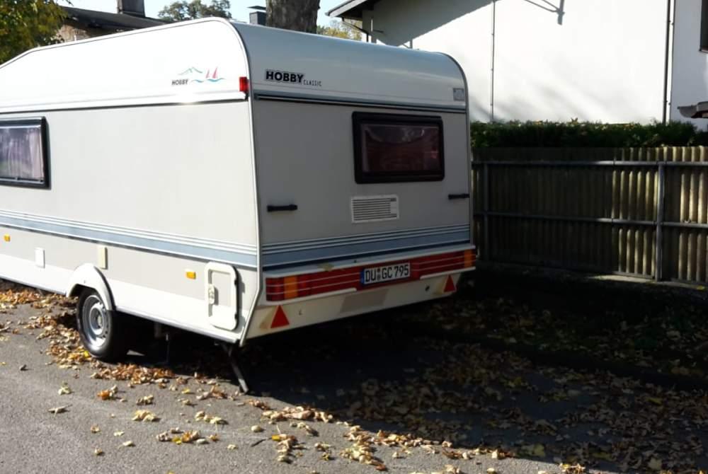 Caravan Hobby kato in Duisburg huren van particulier