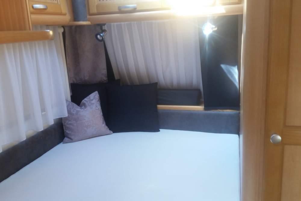 Caravan LMC Caravan Dominant 475RD RELAX  in Voitsberg huren van particulier