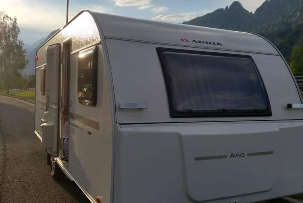 Caravan Adria Gongolo in Augsburg huren van particulier
