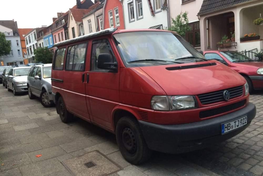 Buscamper Volkswagen Ferdinand in Bremen huren van particulier