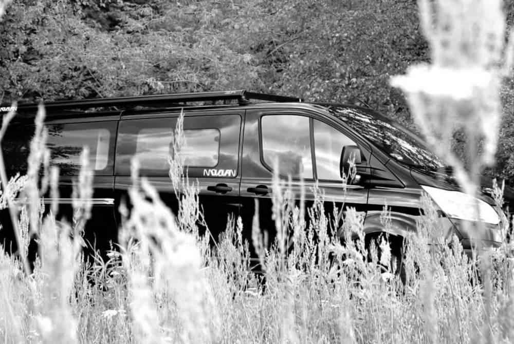 Buscamper Ford Transit Custom  MOVOVAN CAMPER in Schöneiche bei Berlin huren van particulier