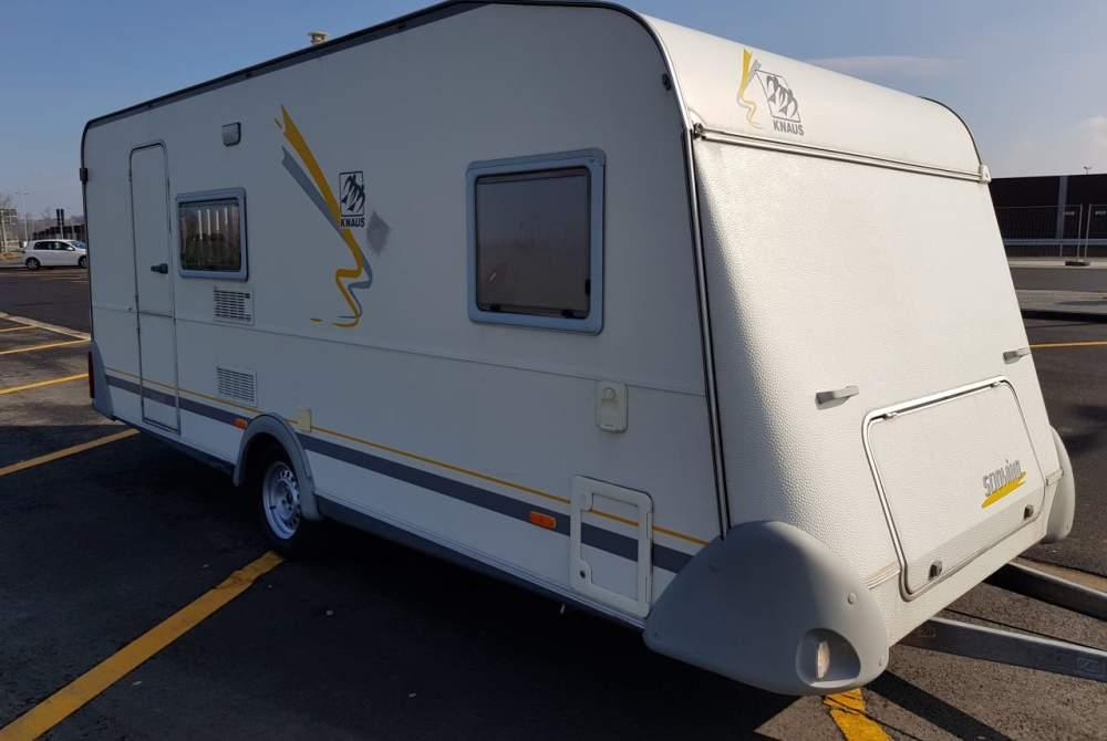 Caravan Knaus  KNAUS in Würselen huren van particulier