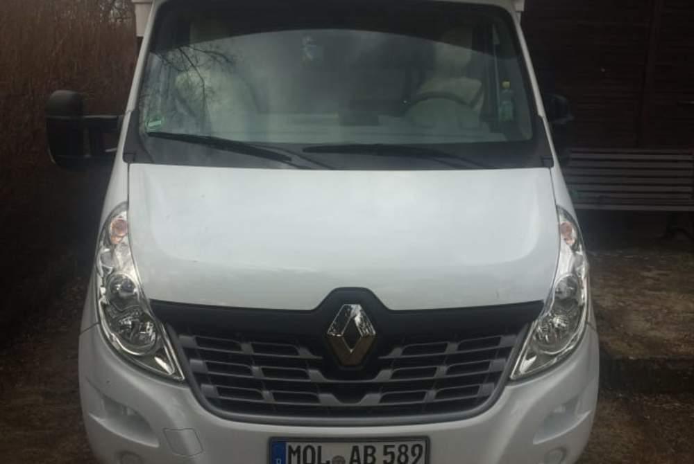 Halfintegraal Renault Canada-Luise in Fredersdorf-Vogelsdorf huren van particulier