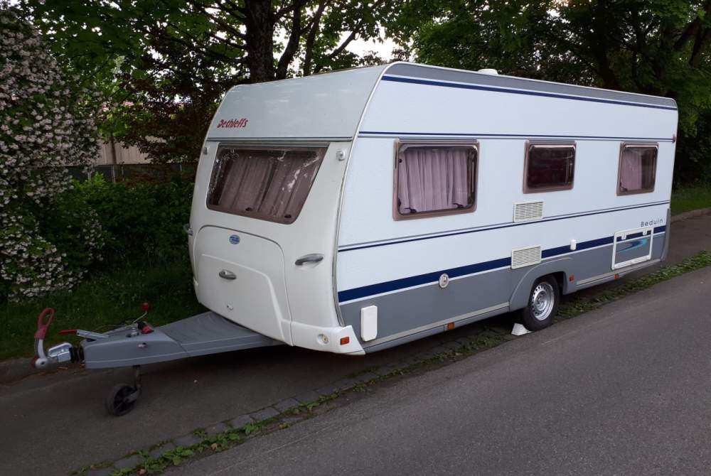 Caravan Dethleffs  Beduin in Friedrichshafen huren van particulier