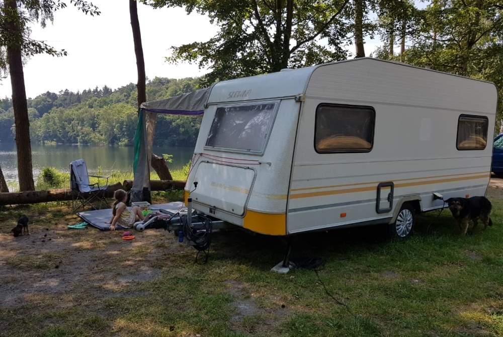 Caravan Knaus Anna in Buchholz in der Nordheide huren van particulier