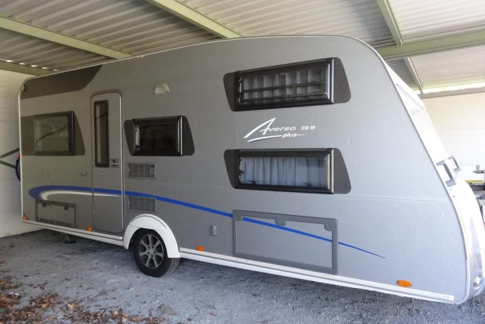 Caravan Bürstner Bürstner Averso Plus 510 TK  in Zörbig huren van particulier