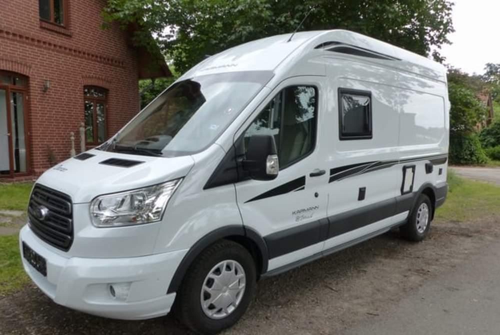 Buscamper Karmann Mobil Hoysi in Uchte huren van particulier