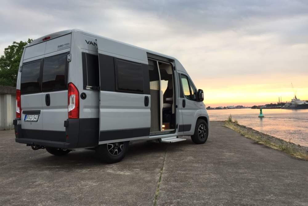 Buscamper Fiat Ducato Van-y in Lemwerder huren van particulier