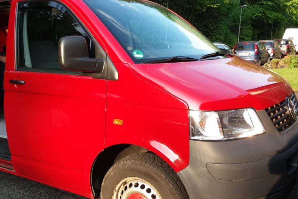 Kampeerbus Volkswagen Kumpel im Revier in Herne huren van particulier