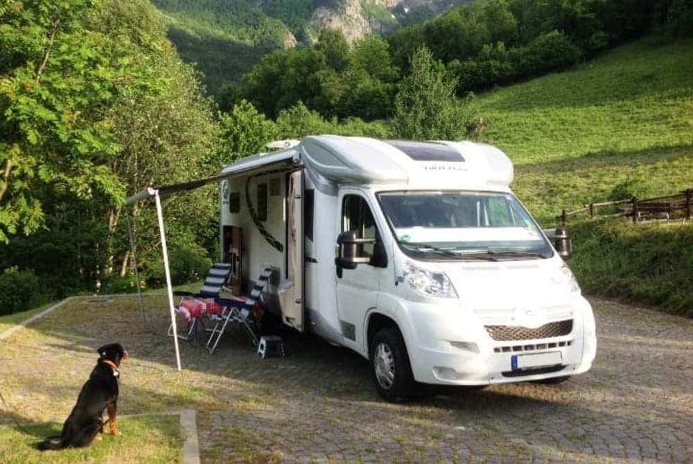 Therry T37 Wohnmobil Therry, privat mieten in Gronau