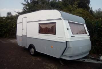 Caravan Hobby 400 T Hobby400 in Hamm huren van particulier