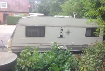 Caravan LMC CARAVAN Tante Karla  in Kiel huren van particulier