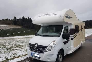 Alkoof Renault Master Flotte Lotte in Loßburg huren van particulier