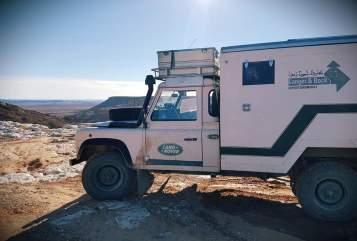 Overige Land Rover Geronimo in Heidelberg huren van particulier