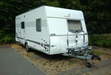 Caravan Sunlight Sunlight in Wilsdruff huren van particulier