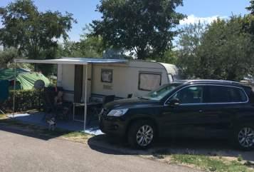 Caravan Adria Dörflers Wohni in Boostedt huren van particulier