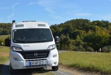 Buscamper Karmann Travelist in Bad Camberg huren van particulier
