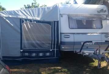 Caravan Fendt AusZeit in Stutensee huren van particulier