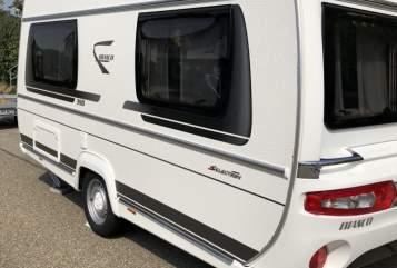 Caravan Fendt Caravan Ive in Kieselbronn huren van particulier
