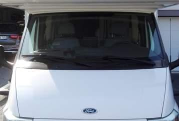 Alkoof Ford MOBI in Korb huren van particulier