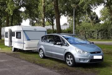 Caravan Hobby Villa LuJu in Bergheim huren van particulier