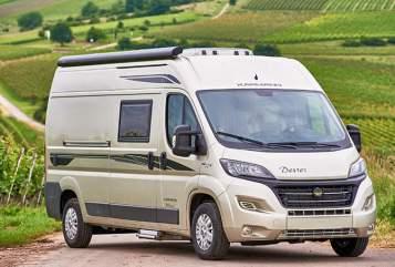 Buscamper Karmann flinker Freddi in Elmshorn huren van particulier