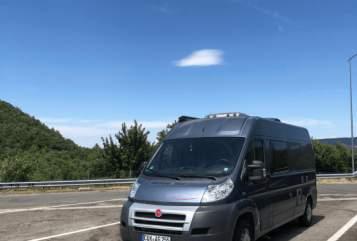 Buscamper Fiat ducato wopi in Geestland huren van particulier
