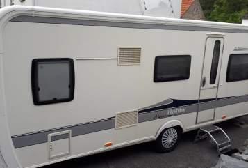 Caravan Hobby Deckers WoWa in Iserlohn huren van particulier