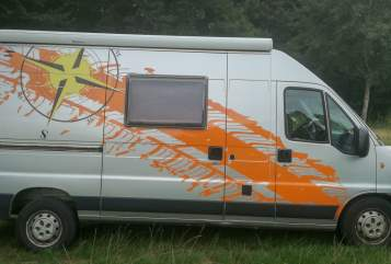 Buscamper Weinsberg Cosmos 551 K Bussi in Marl huren van particulier